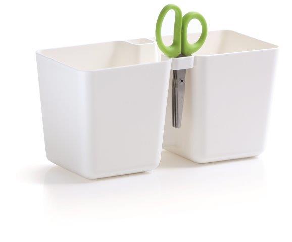 duo kr utertopf kr uter bertopf kr uterschere k chenkr uter neuheit ebay. Black Bedroom Furniture Sets. Home Design Ideas