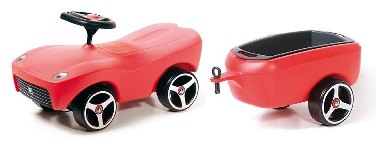 Kinderfahrzeuge Bobby Car Bobbycar Bobby Car Rutschauto Baby Kinder Auto Mit Bauernwagen Sportee